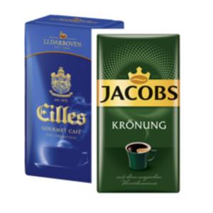 Jacobs Kaffee Krönung oder Eilles Gourmet Kaffee