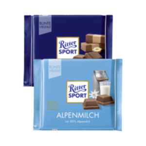 "Ritter Sport Schokolade ""Bunte Vielfalt"""