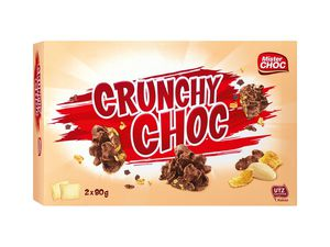 Crunchy Choc