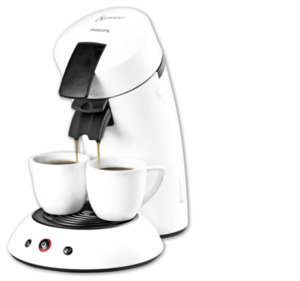 PHILIPS SENSEO Pad-Kaffeemaschine HD6553/10