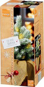 Dekor Weihnachtsbaum mit LED Lichterkette