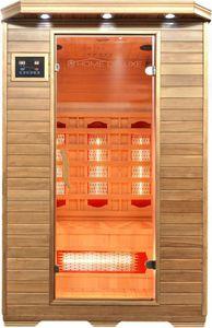 Home Deluxe Infrarotsauna Redsun M mit Vollspektrumstrahler