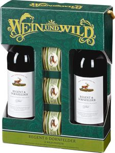 """Geschenkpackung """"Wein und Wild"""""""