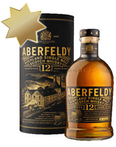 Aberfeldy Highland Single Malt 12 Jahre 40 %