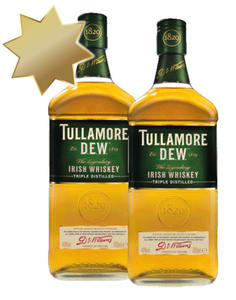 Tullamore Dew Irish 40%