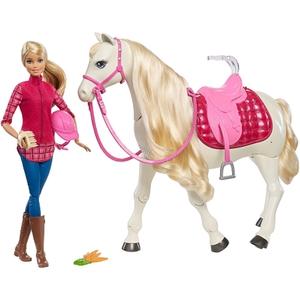 Barbie - Traumpferd und Puppe (FRV36)