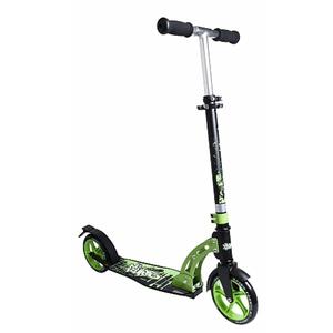 Authentic Sports - Alu Scooter No Rules 180 mm, schwarz/grün
