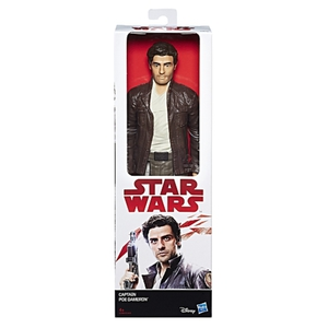 Star Wars - Die letzten Jedi: Ultimate Figur, Captain Poe Dameron (C2098)