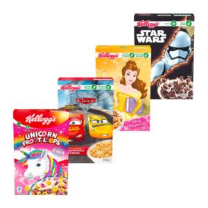 Kellogg's Unicorn & Disney Cerealien