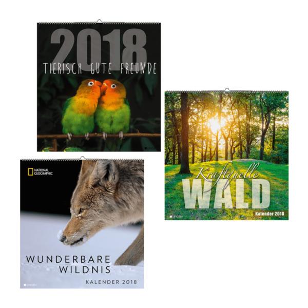 Deko Wandkalender 2018 Von Aldi Nord Ansehen Discountode