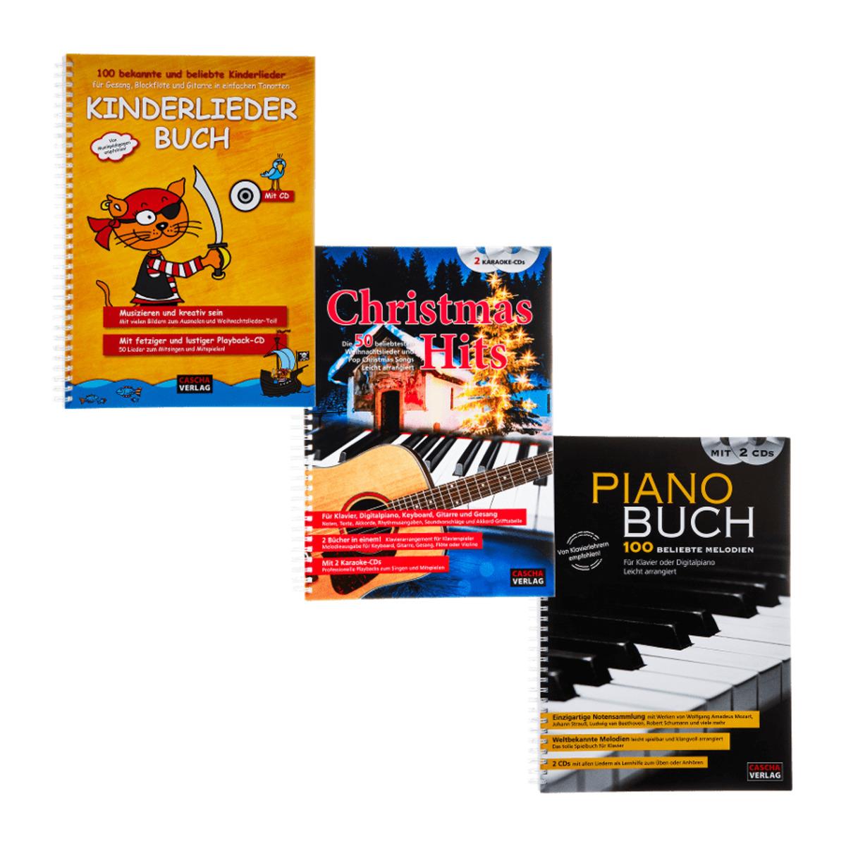 Bild 2 von Noten- und Liederbuch / Instrumentenschule