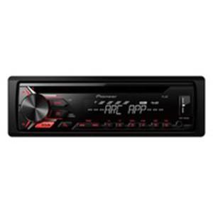 Pioneer DEH-1900UB Autoradio, CD-Tuner mit RDS, USB-/AUX-Eingang, unterstützt Android-Smartphones und FLAC-Dateien