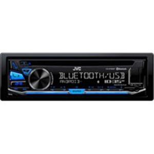 JVC KD-R782BT Bluetooth-Autoradio mit USB, CD, RDS-Hochleistungstuner und Android-Smartphone-Steuerung (AOA)