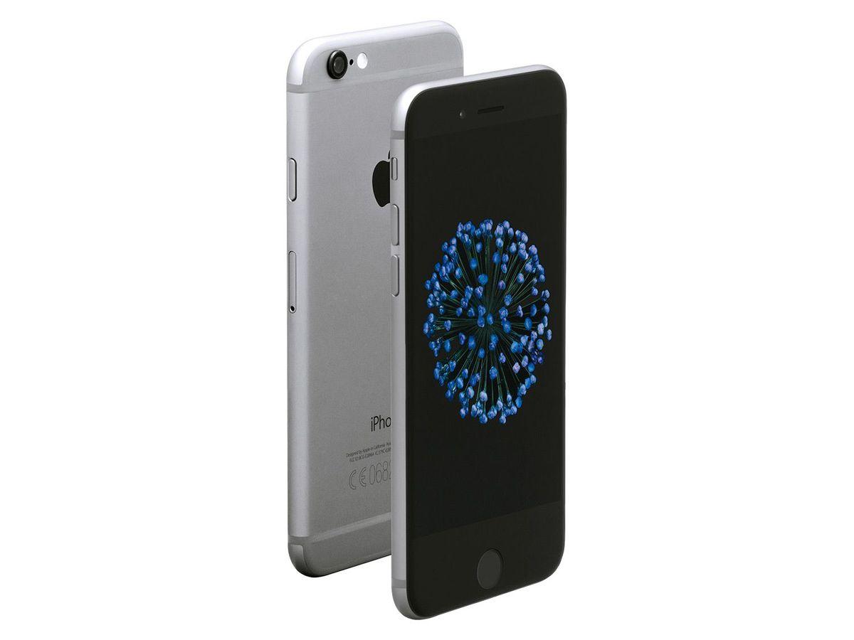 Bild 1 von Apple iPhone 6, 32 GB, spacegrau