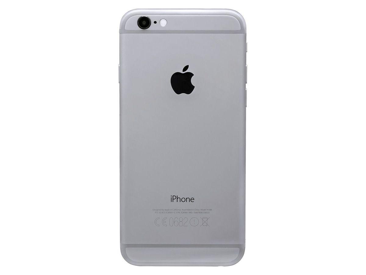 Bild 5 von Apple iPhone 6, 32 GB, spacegrau