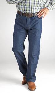 Jeans 5-Pocket, Farbe blue stone, verschiedene Größen
