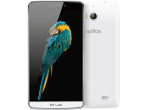 TP-LINK Neffos C5 Max, Smartphone, 16 GB, 5.5 Zoll, Perlweiß, LTE