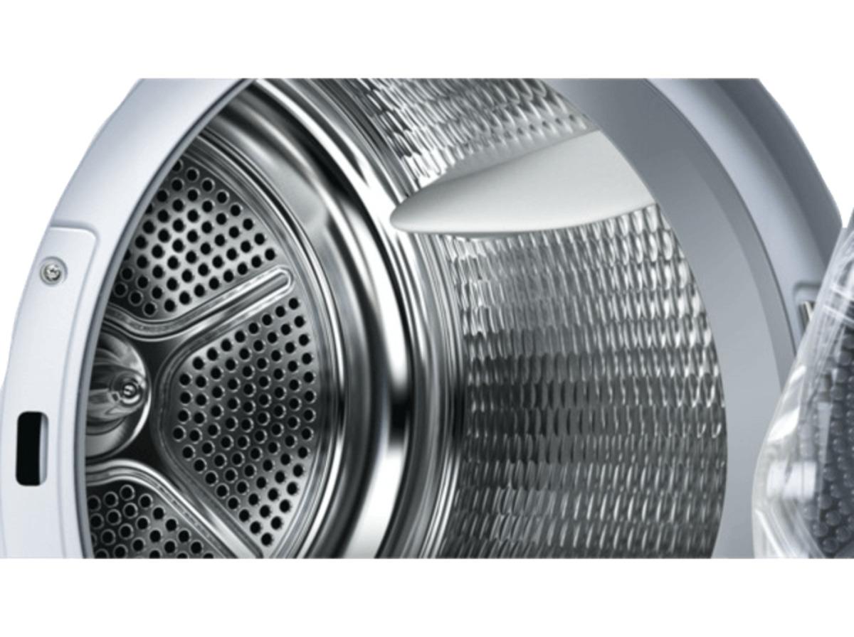 Bild 2 von BOSCH WTW875ECO, 8 kg Wärmepumpentrockner, A+++, Weiß