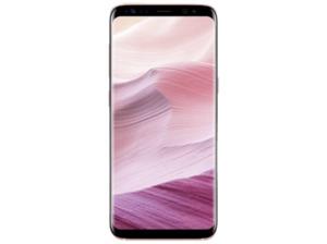 SAMSUNG Galaxy S8, Smartphone, 64 GB, 5.8 Zoll, Rose Pink, LTE