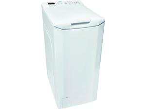 CANDY CST 360D/1-84, 6 kg Waschmaschine, Toplader, 1000 U/Min., A+++, Weiß