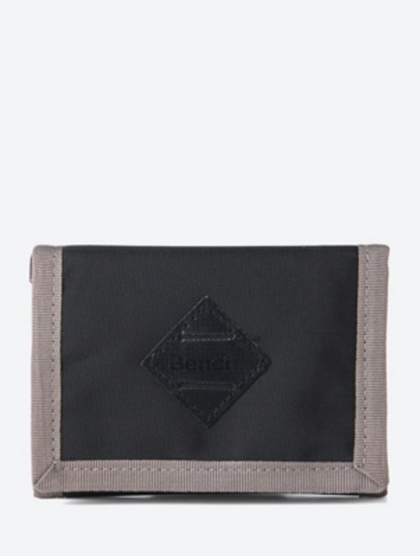 Geldbörse mit Klettverschluss