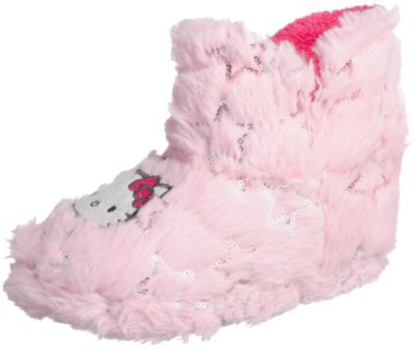 check out 291f9 bc024 HELLO KITTY Kinder Hausschuhe Gr. 31 Mädchen Kinder