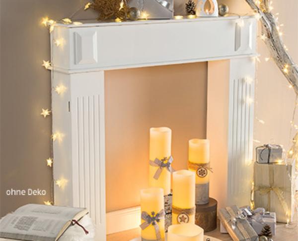 living style kaminkonsole von aldi s d ansehen. Black Bedroom Furniture Sets. Home Design Ideas