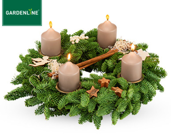 adventskranz aldi
