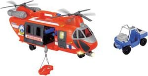 Giant Rescue Helikopter