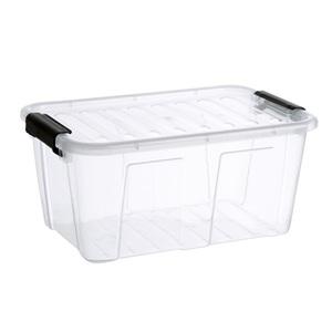 Homebox Kunststoff Transparent
