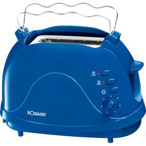 Toaster Bomann Blau 700 Watt