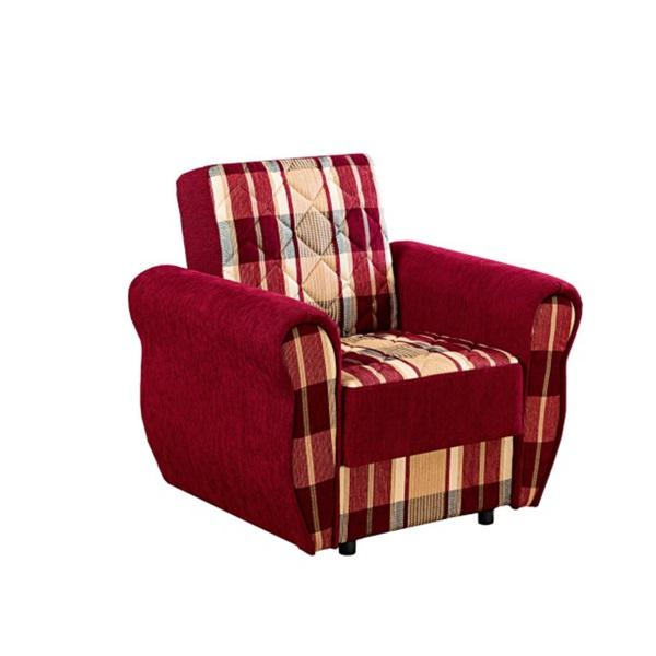 sessel rot, sessel akasya stoffbezug rot ca. 101 x 92 x 84 cm von möbel boss, Design ideen