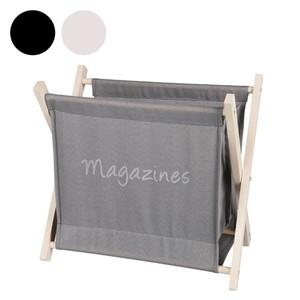 Zeitungsständer Zeitschriftenhalter Holz