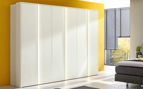 hülsta - Kleiderschrank Multi-Forma in weiß von HARDECK ansehen ...