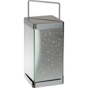 Sompex Laterne mit LED-Lichterkette, 40 cm