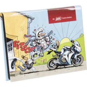 """Louis Geschenkbox für Gutscheine        """"Comic"""""""