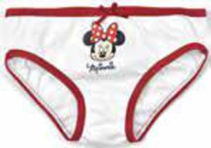 "6er-Pack Mädchen Slips ""Minnie Mouse"""