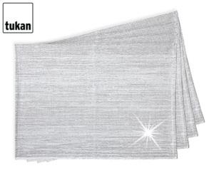 tukan Tischwäsche mit Glanzeffekt