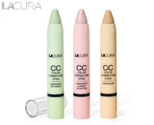 LACURA CCColor Correcting Sticks, 3er-Set
