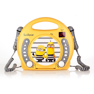 Lexibook Karaoke CD-Player, Minion