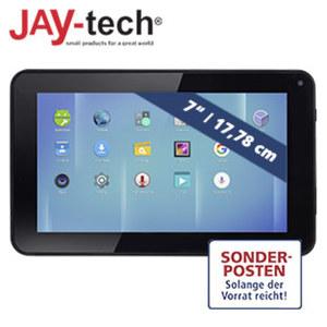 Multimedia-Tablet-PC TXE7D mit Quad-Core-Prozessor (4 x 1,3 GHz) • Touchdisplay (1024 x 600) • microSD™-Slot bis zu 32 GB • WLAN, Webcam • Bluetooth® 4.0, Micro-USB, Kopfhörer-Anschluss
