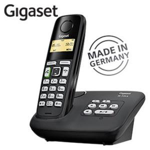 Schnurlos-DECT-Telefon AL225A beleuchtetes Display Freisprech- und CLIP-Funktion Telefonbuch für bis zu 80 Einträge ECO DECT, Standardakkus digitaler Anrufbeantworter: Aufzeichnung bis zu 25 min
