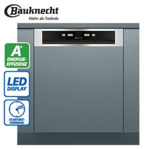 Einbau-Geschirrspüler BBE2B19XA** · für 13 Maßgedecke · 5 Standardprogramme · 3 Temperaturen · Maße: H 82,0 x B 55,5 x T 59,8 cm · Energie-Effizienz A+ (Spektrum: A+++ bis D)