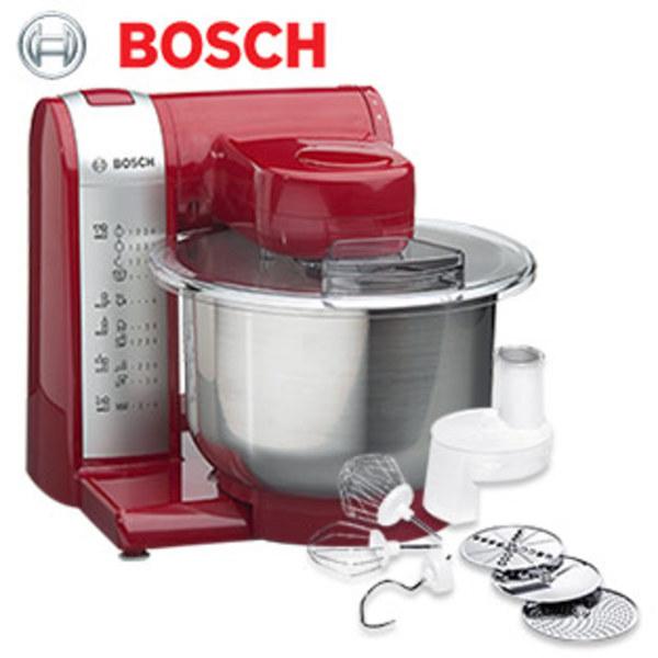 Real Bosch Küchenmaschine 2021