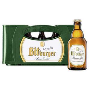Bitburger Stubbi 20 x 0,33 Liter, jeder Kasten