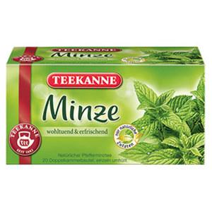 Teekanne Früchte oder Kräutertee jede 20er = 45/50/70-g-Aufgussbeutelpackung und weitere Sorten