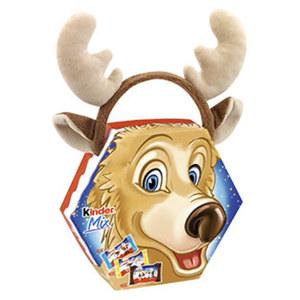 Ferrero Kinder Mix + Hirsch-Haarreif jede 168-g-Packung