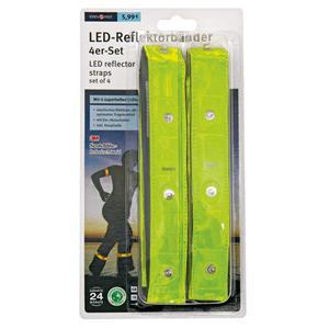 Rossmann Ideenwelt 4er Set LED-Reflektorbänder