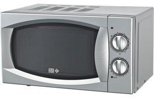 Mikrowelle mit Grill D70H20TL-TL3 silber