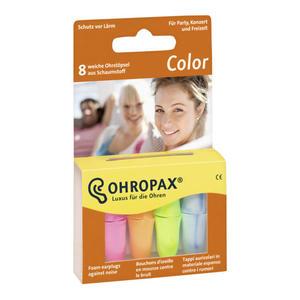 Ohropax Ohrstöpsel Color